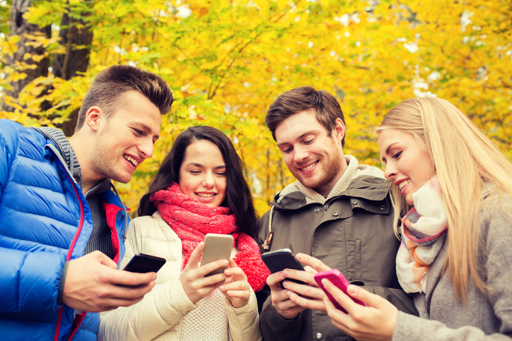 携帯アドレスの交換
