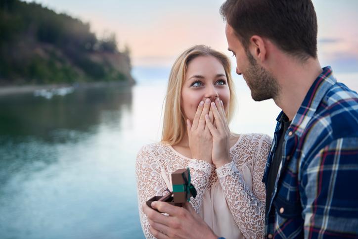 星座別・2018年に電撃結婚する可能性は?