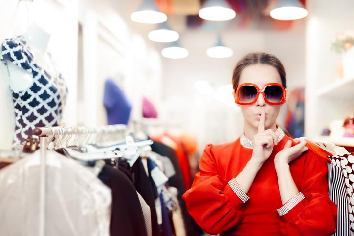 シーズンごとに新作を買いかえている女子は結婚相手に選ばれない