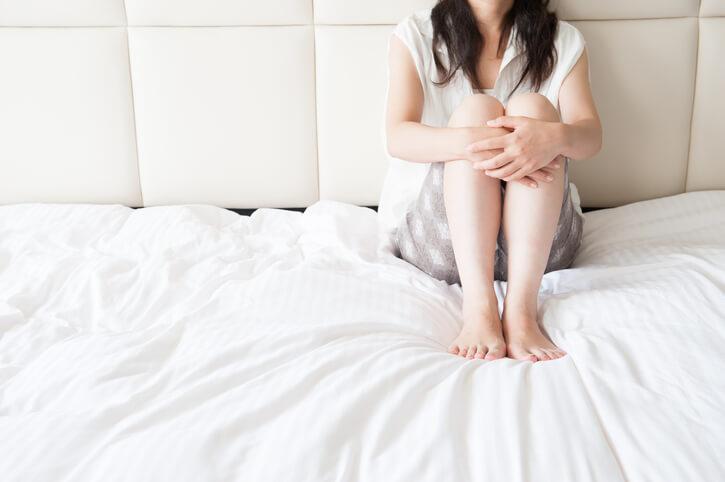 セックス依存症と不安