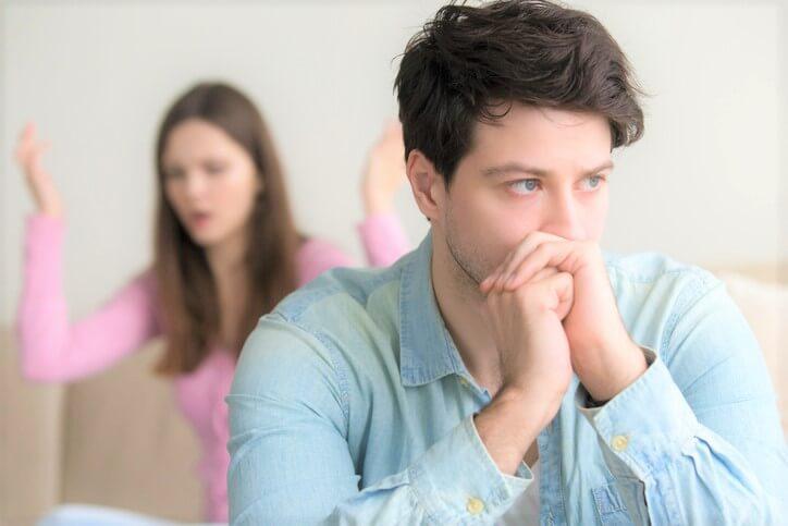 男子はセフレと心理的距離を測る