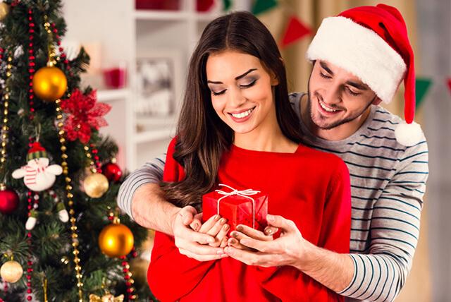 彼氏とのクリスマスデートで〇〇してみて