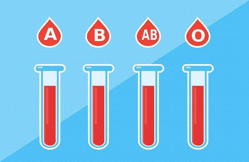 血液型の相性とは?