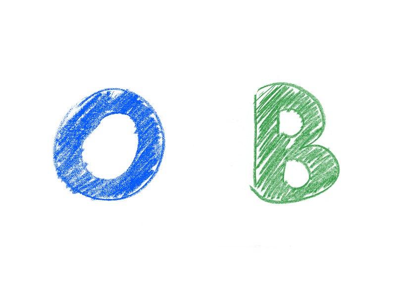 O型×B型の相性