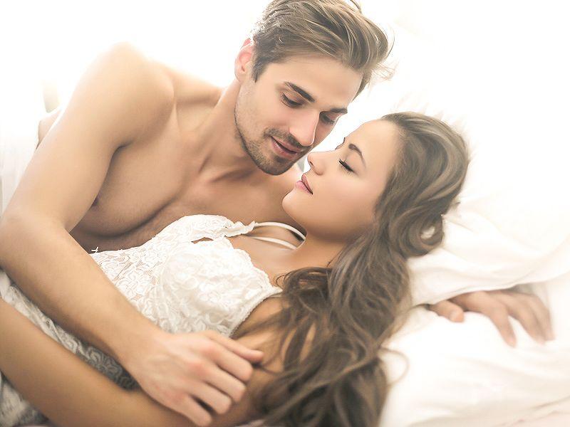 ベッドでの男性のセリフ