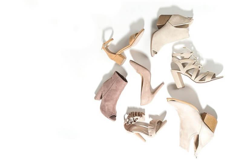 デート場所によって靴を選ぶ