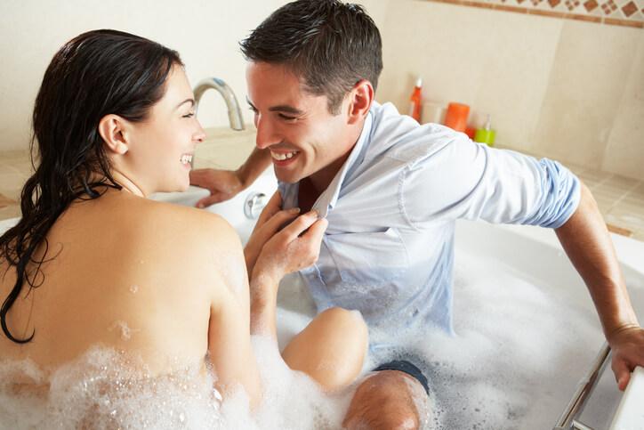彼氏が喜ぶお風呂での行為