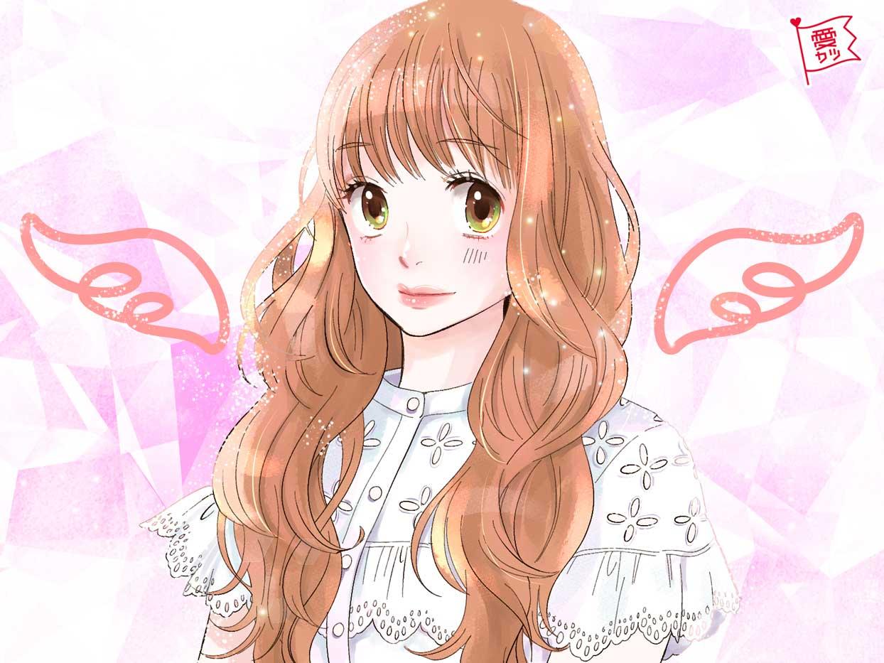 堕天使系女子