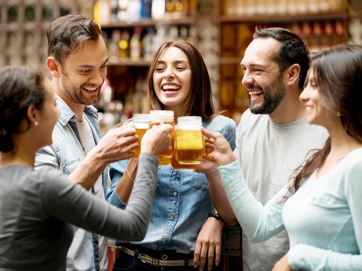 飲み会の好印象