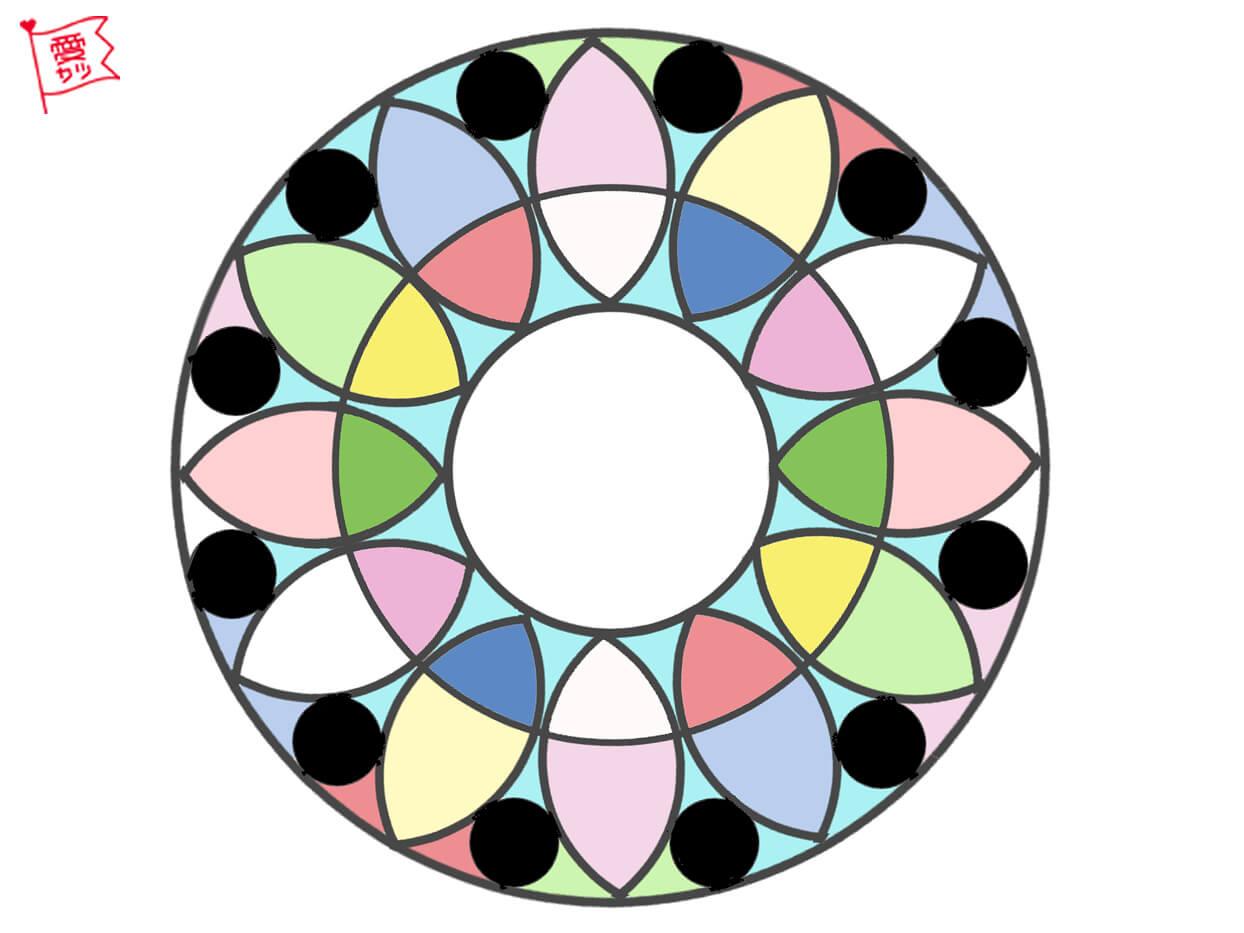 7色のうち好きな色で分かるあなたの恋パワー