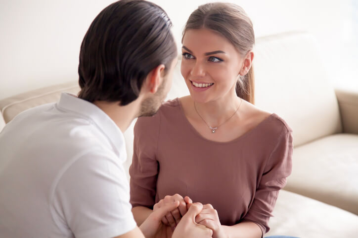 受け身ならではの恋愛テクニックは?