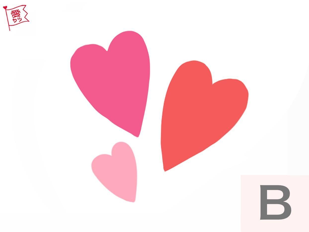 「B」を選んだあなた