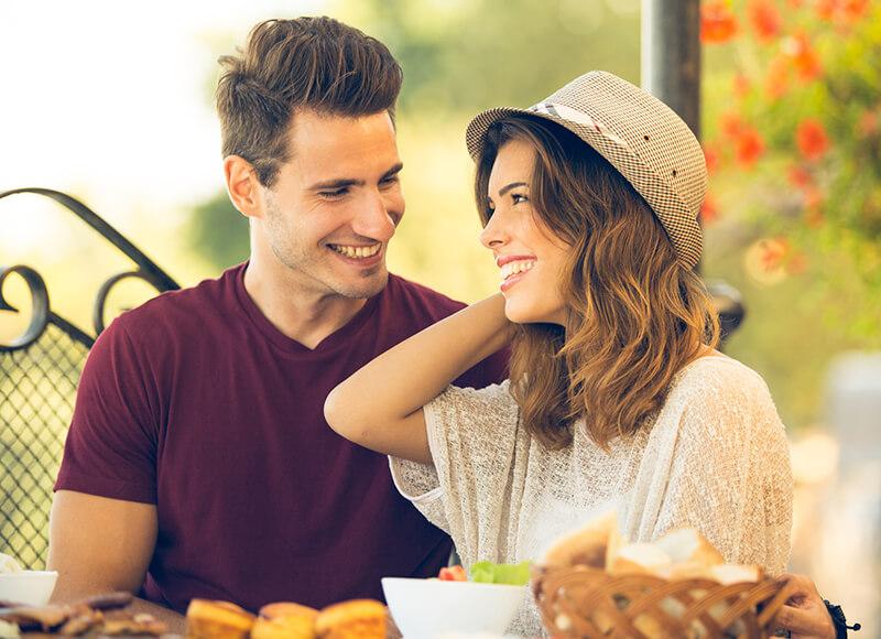 A型男性が「話しやすい」と思う女性の特徴