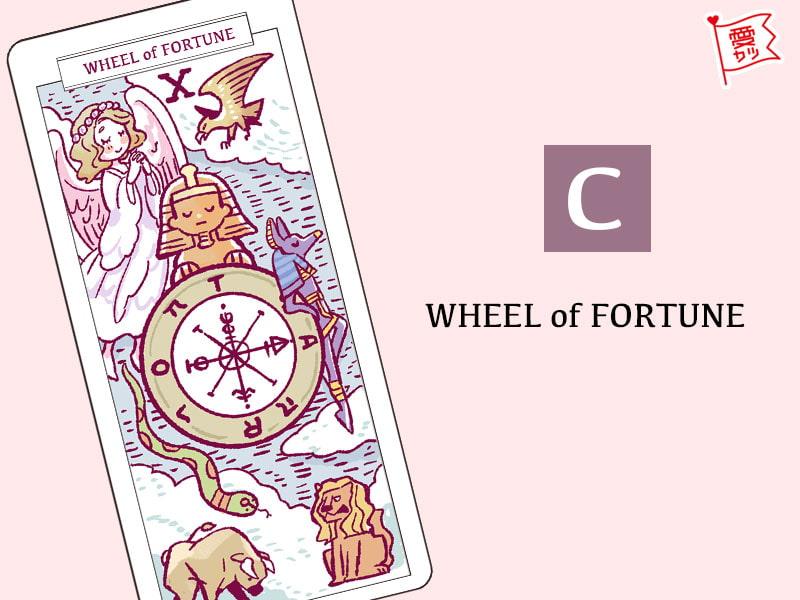C:フォーチュン(運命の輪)