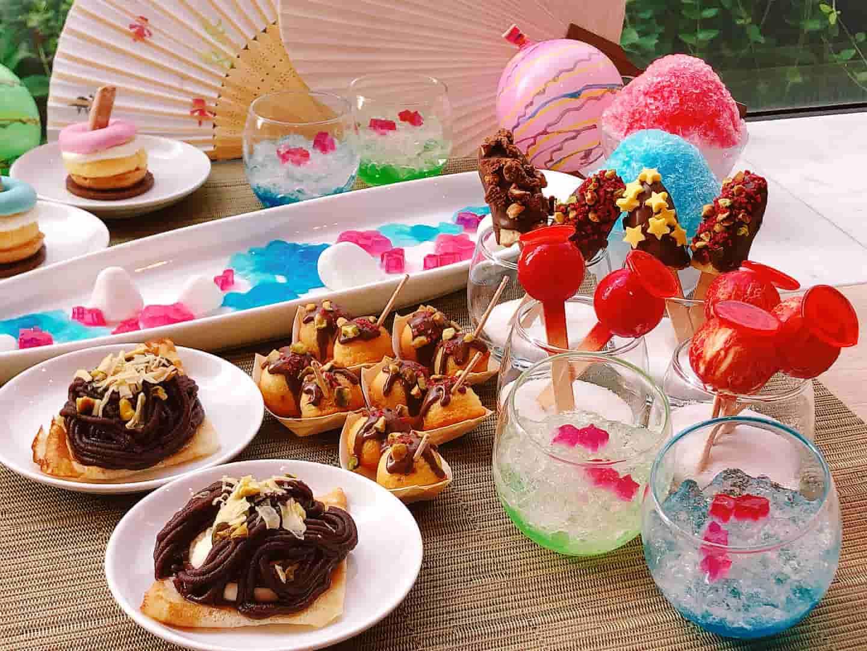 お祭り気分が味わえる!かわいすぎる「夏祭りスイーツビュッフェ」が登場